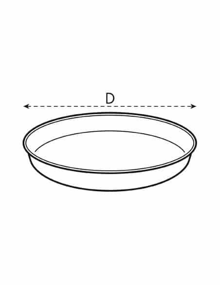 loft urban saucer round